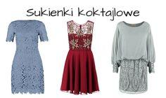 Sukienka koktajlowa - TOP 25 najmodniejszych   fitandfashion.pl