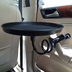 Fold Out Tray Table For Car