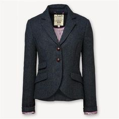 Austerberry Blazer via Jack Wills London (navy or glade green :o)