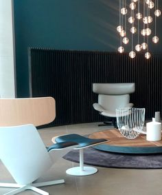 Patrik Schumacher and Doshi Levien tell us about B&B Italia collections'