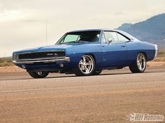 1968 Charger - looks exactly like mine!!