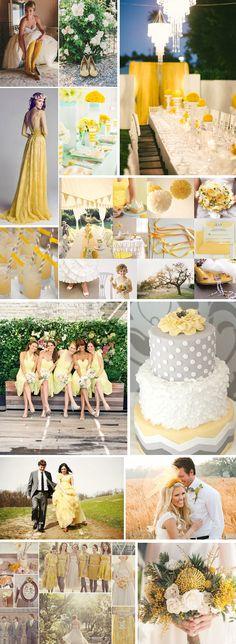 casamento branco e amarelo constance zahn blog de casamento para