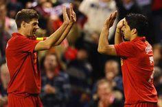 Bóng Đá Sexy: Gerrard chê Arsenal không môn đăng hộ đối với Suarez