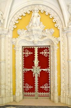 Monserrat Palce, Sintra, Portugal