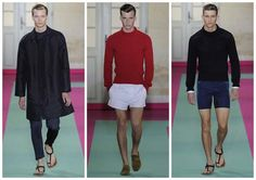 Sandals – How to Wear Men's Sandals This 2012