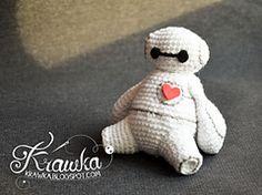 Ravelry: Big Hero 6 pattern by Kamila Krawka Krawczyk