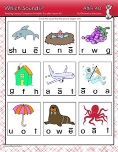 FREE 30 page PDF packet with worksheets that coincide with ...