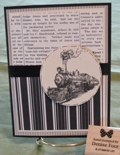 Traveler | Denise Foor Studio PA Stampin' Up!