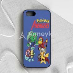 Pokemon Anime Cartoon All 8 Gym Badges 2 iPhone 5|5S|SE Case | armeyla.com