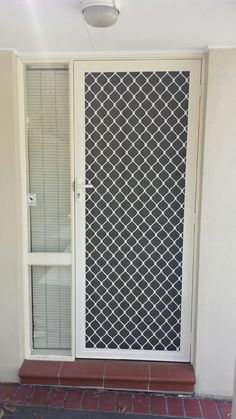 Get strongest and high quality of Aluminum diamond design securitydoo petmesh installed in mt waverley.