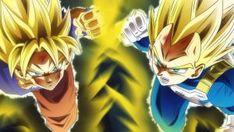Goku Vegeta Super Saiyan by rmehedi