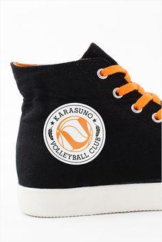 """Haikyu!!"" Sneakers Go On Sale #haikyuu #karasuno"