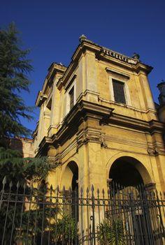 Chiesa di Santa Bibiana (Rome) - Facade 02 - Santa Bibiana - Wikipedia, the free encyclopedia