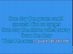 Casting Crowns Karaoke Glorious Day Living He Loved Me    If you enjoyed this video, check out our website for more great Christian Music!        http://renewalrocks.com       or       http://www.facebook.com/renewalrocks