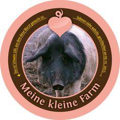 Schwein 166 (Sattelschwein)