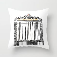 Buy Shankly Gates Liverpool Throw Pillow by wishesandwhiskers. Worldwide shipping available at Society6.com. Just one of millions of high quality products available. Couch Pillows, Down Pillows, Designer Throw Pillows, Pillow Design, Pillow Inserts, Liverpool, Hand Sewing, Fabric, Stuff To Buy