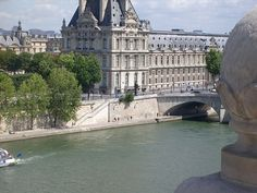 Musee d'Orsay, Paris, France...just across the Seine from the Louvre...an easy walk to get there.