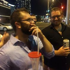 You Won't Believe What These Guys Did to Embarrass Their Friend for His Bachelor Party http://groomsadvice.com/2015/08/17/las-vegas-bachelor-party-genital-wart-billboard/