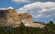 #Crazyhorse #southdakota taken by Luke Ballard on 40 city photographing America tour www.rememberforever.co/america