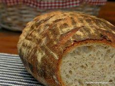 Chleb pszenny z Vermont na zakwasie Hamelman'a   Stare Gary Daily Bread, Vermont, Baking, Breads, Brot, Bread Rolls, Bakken, Bread, Braided Pigtails