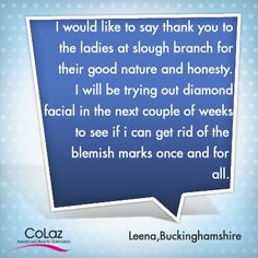 Our Proud Customer #Beauty #Treatment