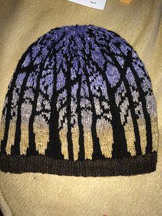 Ravelry: Melanieatkins' A hat for Cleary