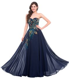 Black Evening Dresses Long A-line Chiffon Dinner Dress. Cheap dress up  lovely girls ... fbd28c2a9212
