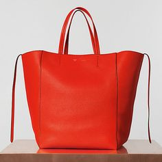 Bags of Celine Spring 2013: this will be an interesting bag...