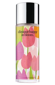 Clinique 'Happy in Bloom' Perfume Spray available at #Nordstrom