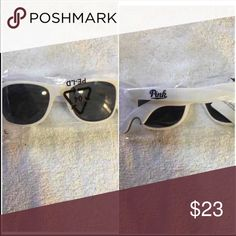 e4cf53280d047f New Pink White Sunglasses. New Pink White Sunglasses New Pink White  Sunglasses. These are also bottle opener. Feel free to ask ...
