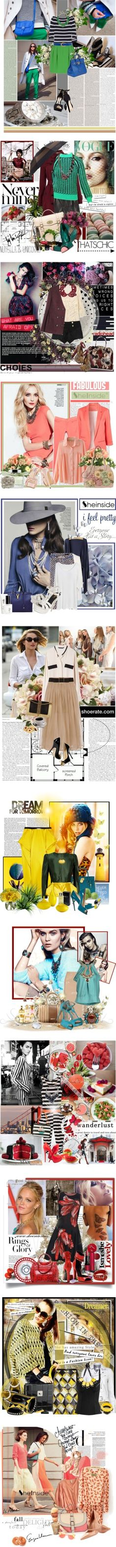 """""""Shoerate March/April Contest Round of 70"""" by shoerate on Polyvore"""