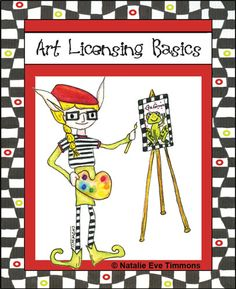 Art Licensing Basics  Art: Artist-Elf-Art-Licensing-Basics-Natalie-Timmons