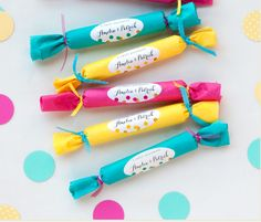 DIY Easy Wedding Favors under 1$ - SohoSonnet Creative Living