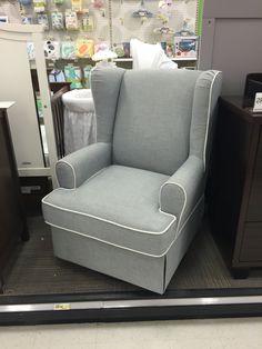 If You Love The Pottery Barn Wingback Rocking Chair You