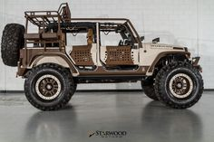 View all of the vehicles in the Starwood Motors inventory. Jeep Jk, 2015 Jeep Wrangler, Jeep Rubicon, Jeep Truck, Jeep Pickup, Jeep Carros, Jeep Accessories, Wrangler Accessories, Badass Jeep