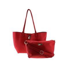 BCBG Paris Womens Reversible Faux Leather Tote Handbag Re... https://www.amazon.com/dp/B01BT6PKWQ/ref=cm_sw_r_pi_dp_x_J9xLyb6JE2Y5X