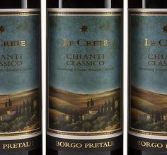 2009 Borgo Pretale Le Crete #Chianti Classico Trio