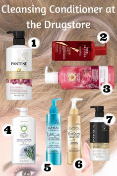 drugstore cleansing conditioner