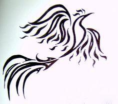 Tribal Firebird
