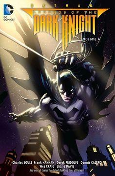 BATMAN: LEGENDS OF THE DARK KNIGHT VOL. 4   DC Comics