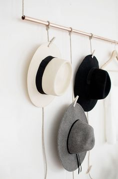 Bloesem living | 10 minimal home accessory DIYs to try