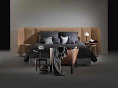 Find yourself a heaven on earth with the Eden bed, designed by Antonio Citterio.   #flexform #flexformny #newyork #bed #AntonioCitterio