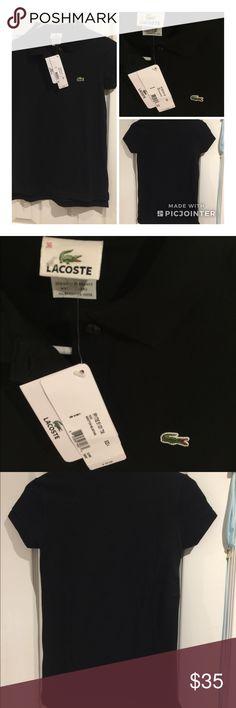 LACOSTE polo shirt size 4 LACOSTE polo shirt size 4 Lacoste Tops Tees - Short Sleeve