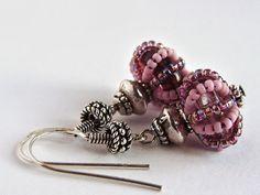 Deze oorbellen nemen je mee naar verre oorden en mooie verhalen! #DaWandaDIY #DIY #Homemade #Jewels #Sieraden