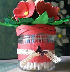 Bote reciclados_flores goma eva