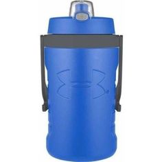Under Armour 64 oz Foam Insulated Hydration Bottle, Blue