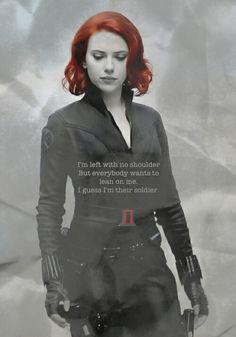Natasha Romanoff tumblr #Avengers #blackwidow