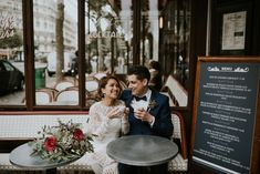 Image 28 - Spontaneous Garden Elopement in the city of love – Paris Wedding in Real Weddings. Paris Elopement, Paris Wedding, Elope Wedding, Elopement Wedding, Wedding White, Wedding Picture Poses, Pre Wedding Photoshoot, Wedding Shoot, Wedding Ideas