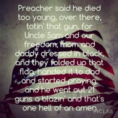 One hell of an amen - Brantley Gilbert