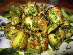 This dish of zucchini deserves a 5 : tastier meat / Amazing Cooking Vegetable Dishes, Vegetable Recipes, Vegetarian Recipes, Cooking Recipes, Healthy Recipes, Good Food, Yummy Food, Russian Recipes, Tasty Dishes